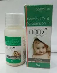 Cefixime Oral Suspension IP(FIAFIX D/S)