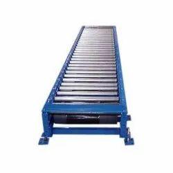Belt Driven Live Roller Accumulation Conveyor
