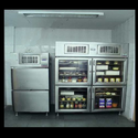 Stainless Steel 2 Star , 3 Star Vertical Refrigerator