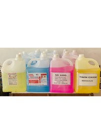 Corona Virus Disinfectant Chemicals
