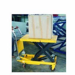 Hydraulic Material Handling Trolley
