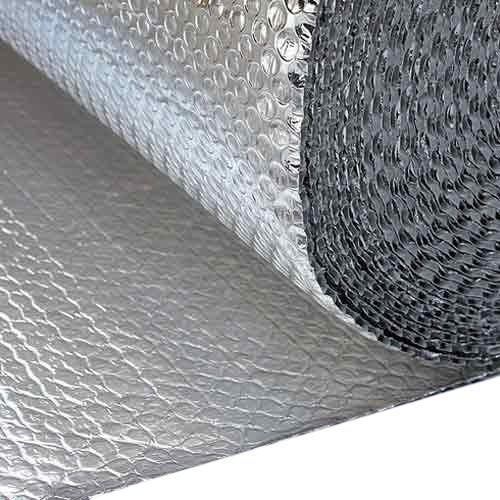 Aluminum Foil Bubble Insulation Sheet Thickness 2 4 Mm