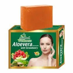 Aloevea Strawberry Soap
