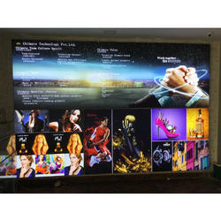 LED Fabric Light Box for Promotional