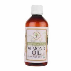 Green Magic Almond Oil (200ml)
