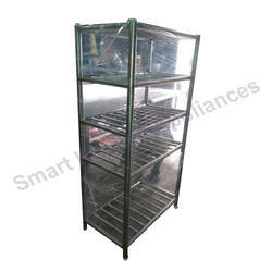 Four Shelf Kitchen Storage Racks