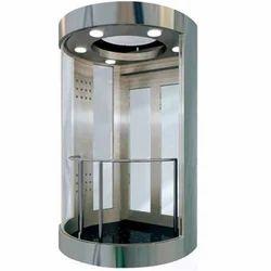 Ideal Passenger Capsule Elevator