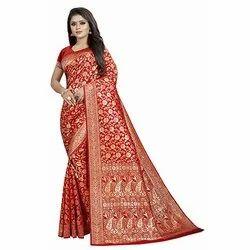 Kota Silk Banarasi Saree