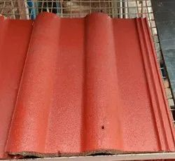 Colored Concrete Roof Tile