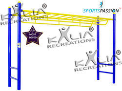 SportsPassion Fitness Straight Pull Up Bar