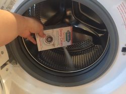 washing machine Descaling power