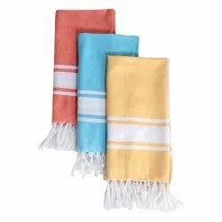 Wholesale Plain Multicolor Cotton Hand Bath Beach Towel (Willow 2)