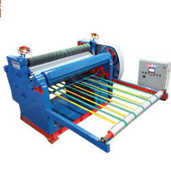Electric Rotary Reel To Sheet Cutter