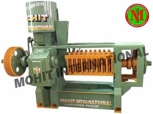 Oil Expeller MOHIT-150