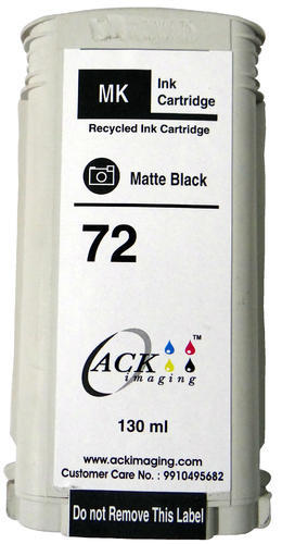 Matte Black HP 72 Compatible Cartridge