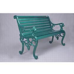 Metal Park Bench At Rs 8500 Piece Ganapathypudur Coimbatore