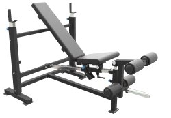 AM-4002 Olympic Decline Bench Press