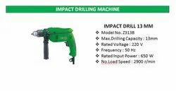 Zogo  Z313B 13mm Impact Drill