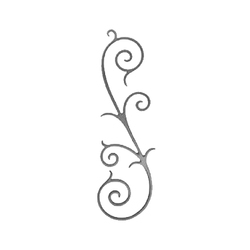 Ornamental Iron Scrolls