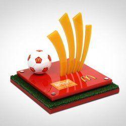 Football Event Acrylic Trophy