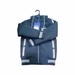 Palak Full Sleeve Boys Trendy Polyester Jacket, Size: 24-36