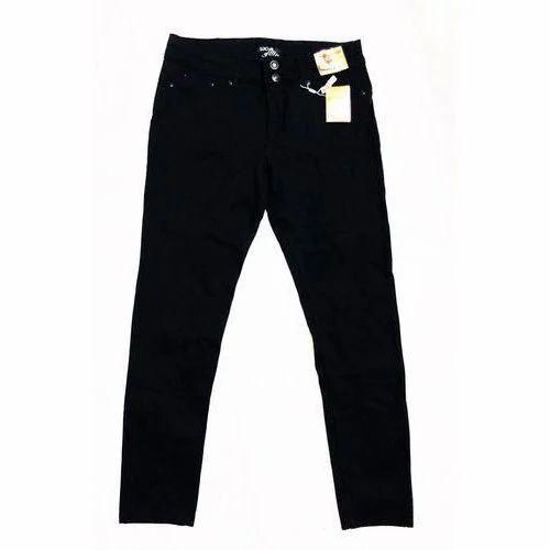 ed75e6db55 Suko Jeans Black Ladies Denim Jeans