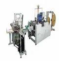 Handle Making And Pasting Machine