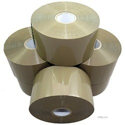 Brown Packaging BOPP Tape, Packaging Type: Box, Size: 2 inch