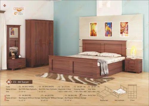 Bedroom Furniture Set Cs 84 Tuscan