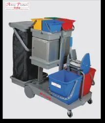 Janitor Cart Premium Large