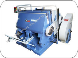 Corrugated Board Flat Bed Die Punching Machine