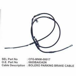 Bolero Parking Brake Cable