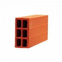Clay Rectangular Wienerberger Porotherm Bricks - HP 100 (4 inch)