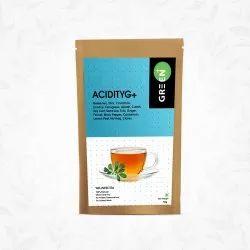 Acidity Herbal Green Tea