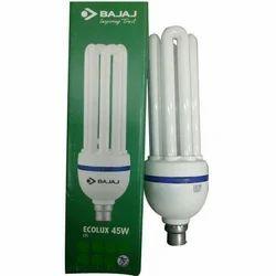 Flat Top Cool White 45W CFL Light