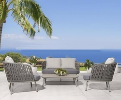 Rope Outdoor Sofa Set