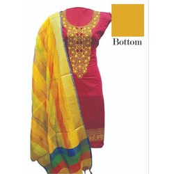Cotton Embroidered Ladies Salwar Suits