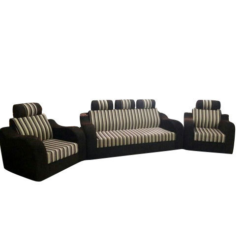 Striped Sofa Set