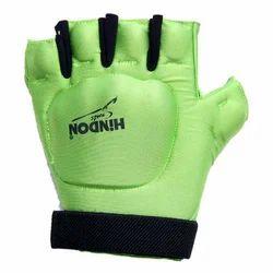 Hindon Half Fingered Lycra Hockey Glove
