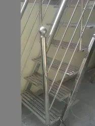 Stainless Steel Stair