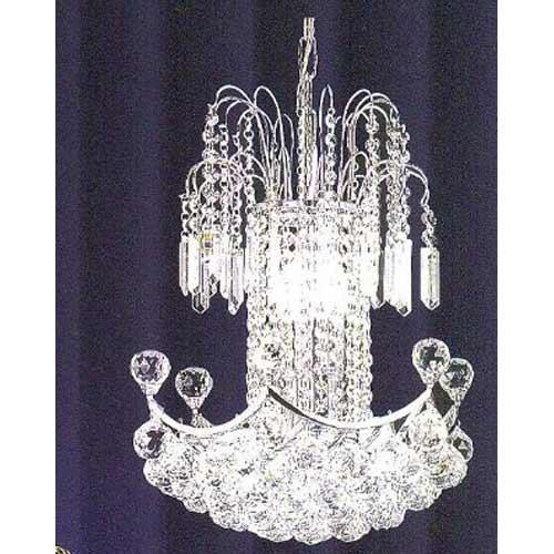 Jhoomer Light at Rs 15000 /piece | Hanging Chandelier | ID ...