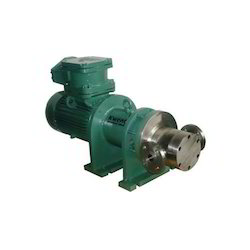 Sealless Magnetic Drive Gear Pumps