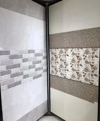 Multicolor Ceramic Tiles Wall Tiles, Thickness: 5-10 mm