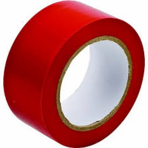 30 M BOPP Red Self Adhesive Tapes, For Packaging