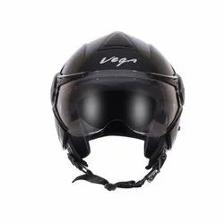 Open Face Vega Verve Helmet, For Safety, Size: S-XL