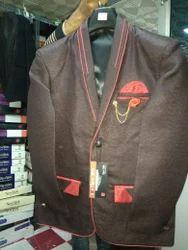 Medium And Large Brown Men Coat
