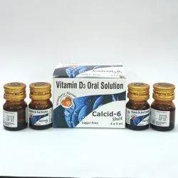 Calcid 6 Shot Oral Solution