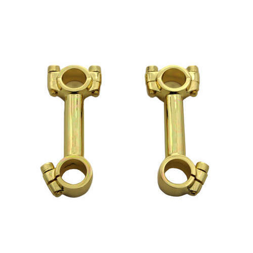 Brass Plating and Coating - Bright Brass Plating Service