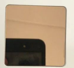 Rose Gold Mirror Finish Sheets