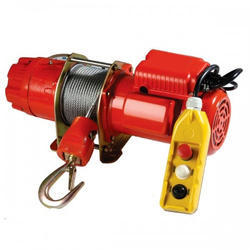 Electric Crane Winch Hoist